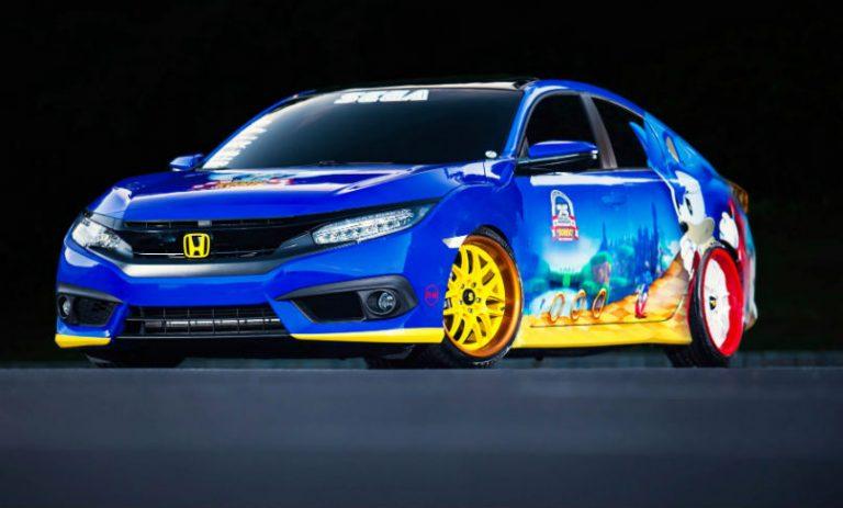 Honda at Comic-Con