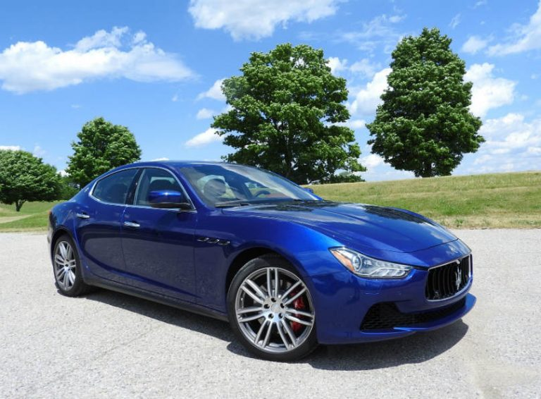 Maserati Ghibli main1