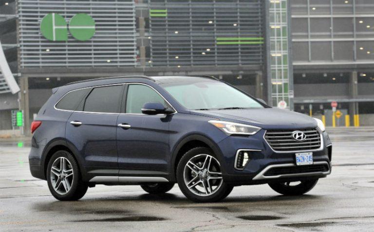 Hyundai Santa Fe XL 2017-main