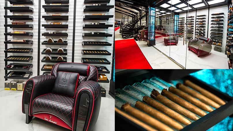 Ultra Luxury Man Cave Houses One Man S Multi Million