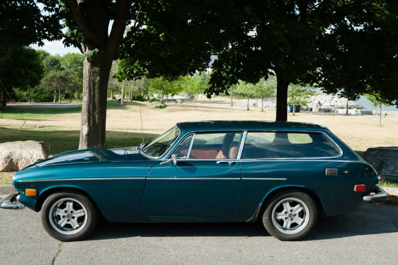 Eye Candy: My stylish midlife crisis — a 1973 Volvo P1800 - WHEELS.ca