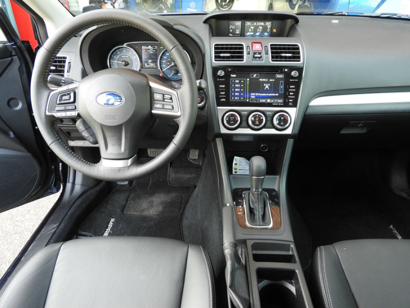 2016 Impreza An Impressive Vehicle