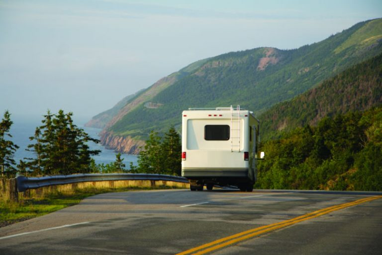 Nova Scotia RV; photo by Go RVing Canada