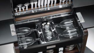 Rolls Royce picnic hamper