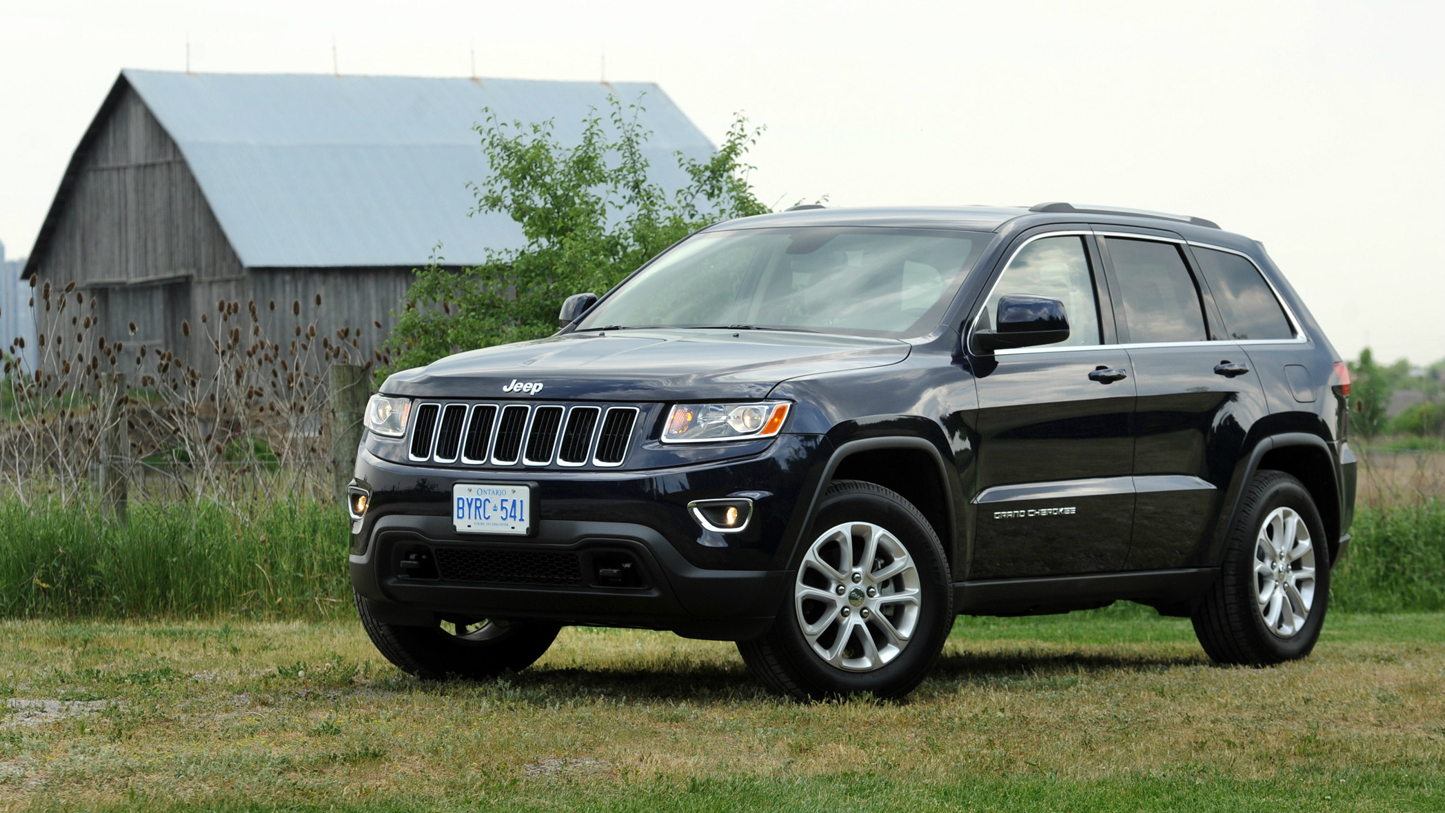 Jeep Grand Cherokee Laredo 2016-main