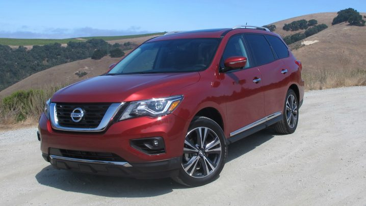 Nissan Pathfinder 2017 pricing