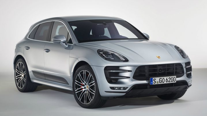 Porsche Macan Turbo Package