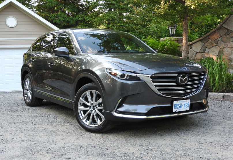 Cx 9 Three Row Cuv Moves To Contender Status Wheels Ca