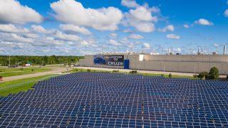 GM Renewable energy plan