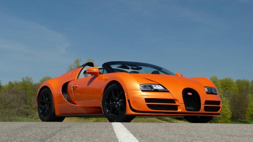 preview bugatti veyron 16 4 grand sport vitesse. Black Bedroom Furniture Sets. Home Design Ideas