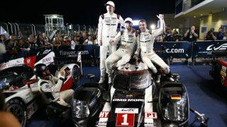 Porsche wins celebrated