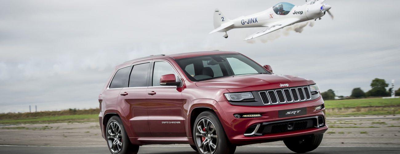 grand cherokee vs plane