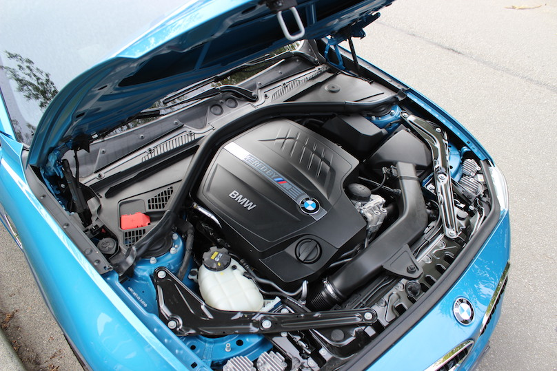 2016 Bmw M2 Review Channeling M