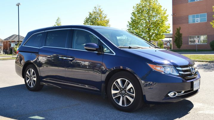 Honda Odyssey 2016 main