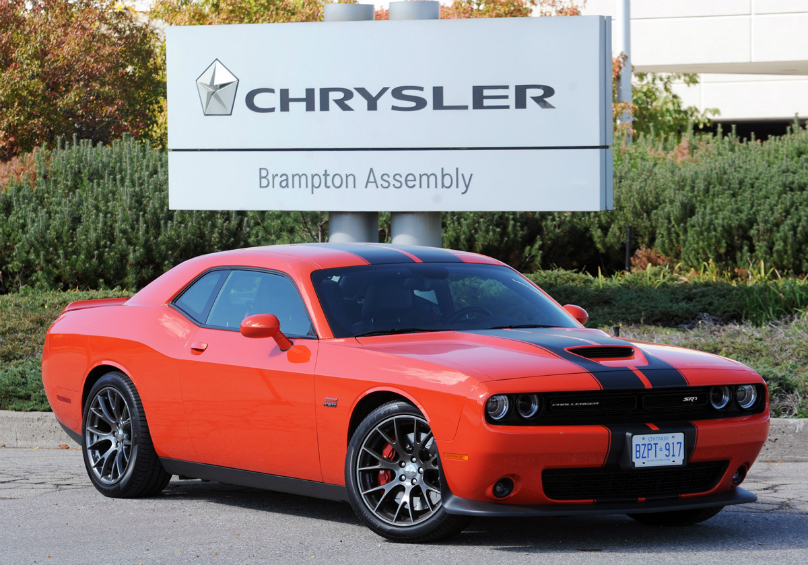 Dodge Challenger SRT 392