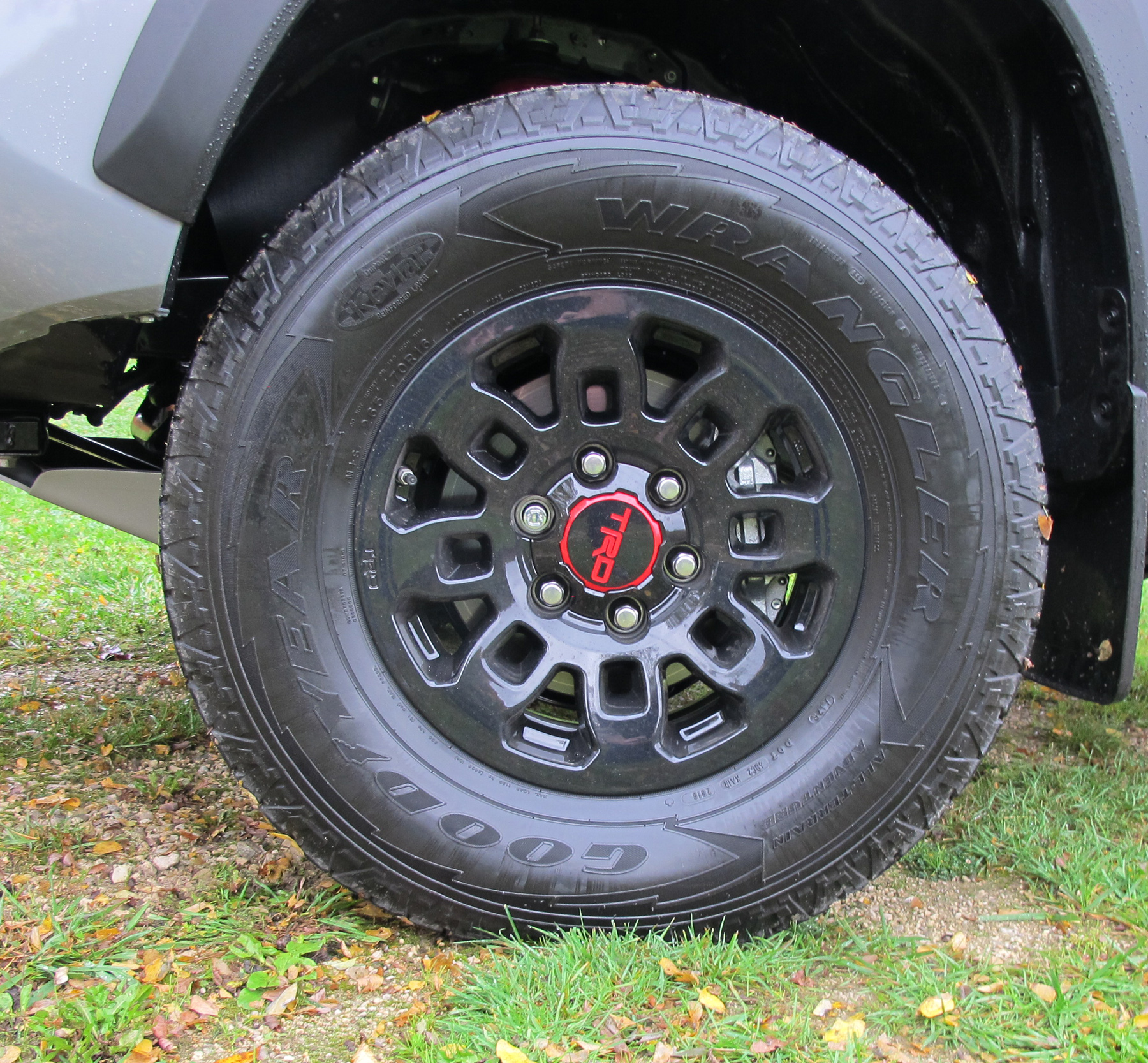 exterior trd toyota baja of tacoma edition tx picture alex courtesy wheels review dykes l