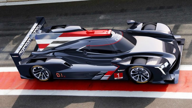 cadillac re-enters prototype racing