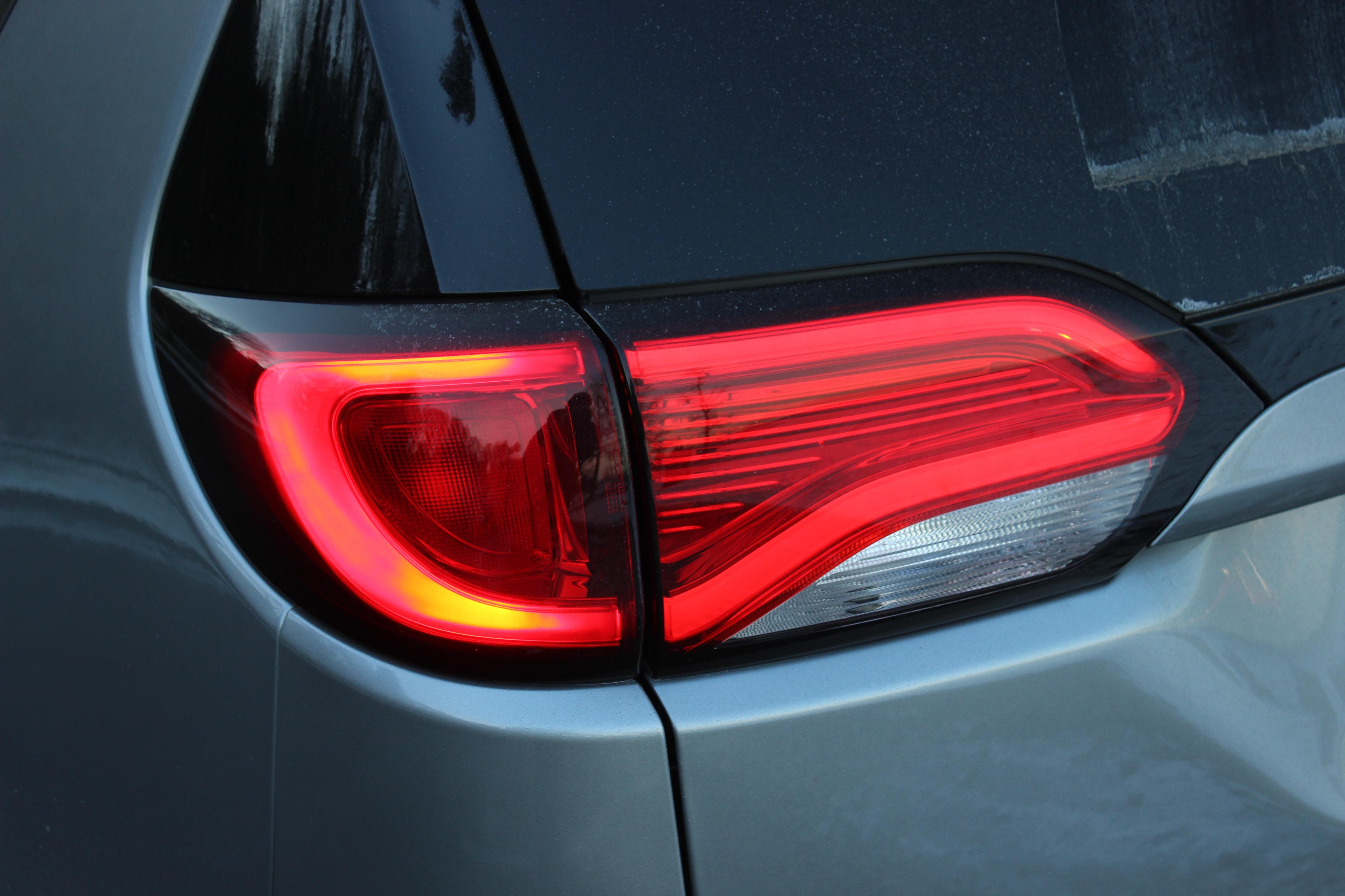Chrysler Pacifica power