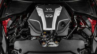 Infiniti's new 3.0-liter V6
