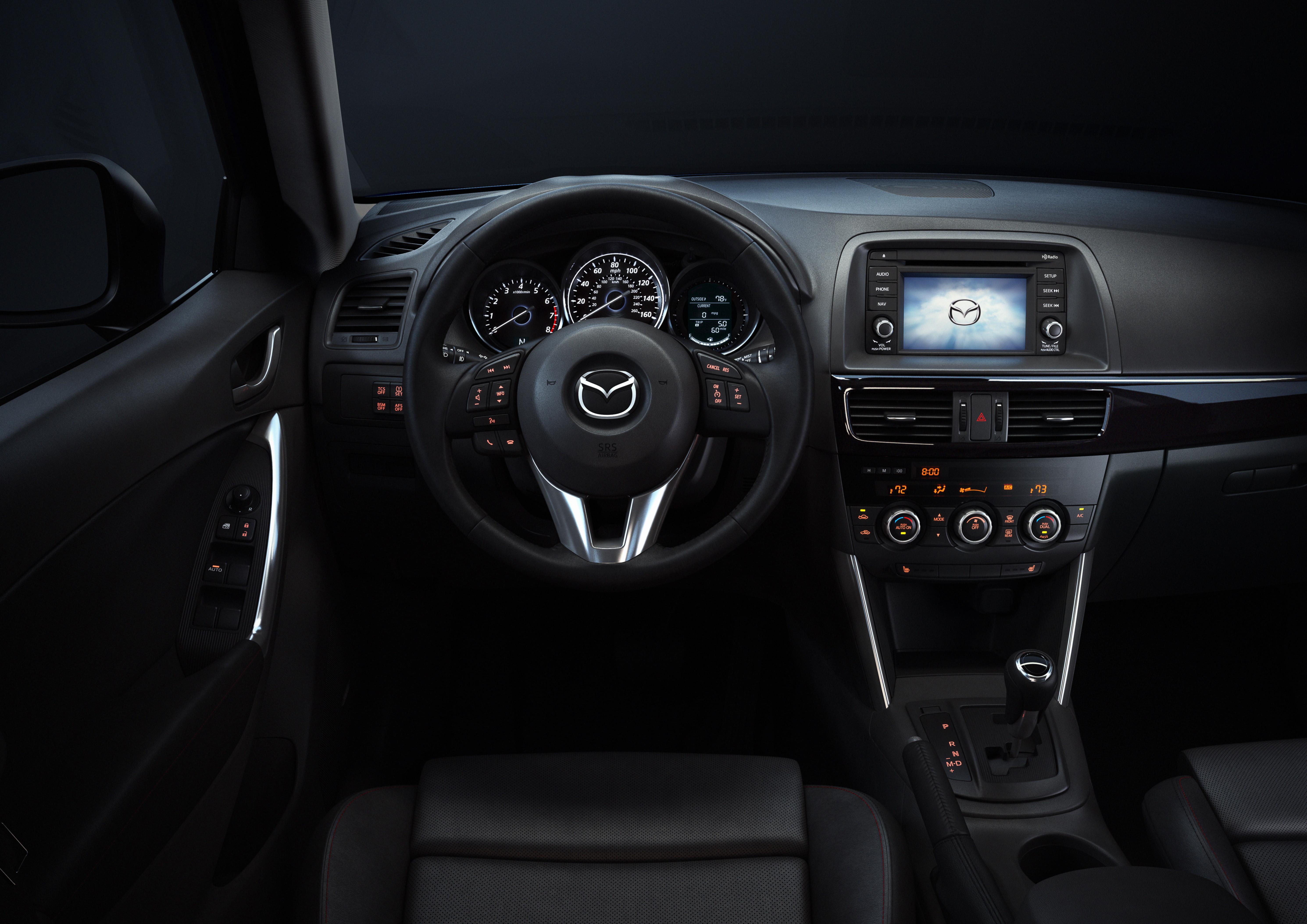 2013 Mazda CX-5 windshield