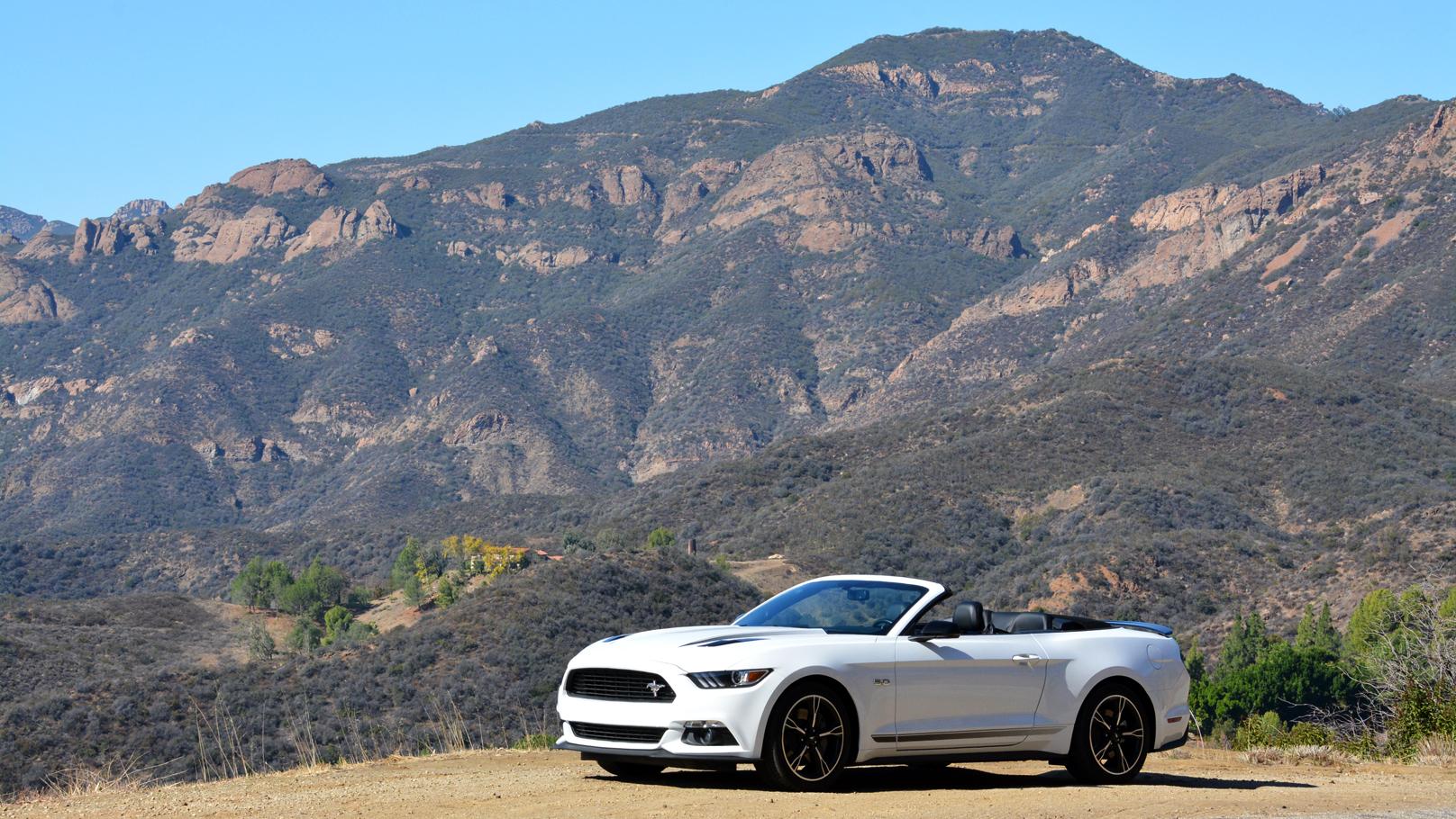 Mustang GT California