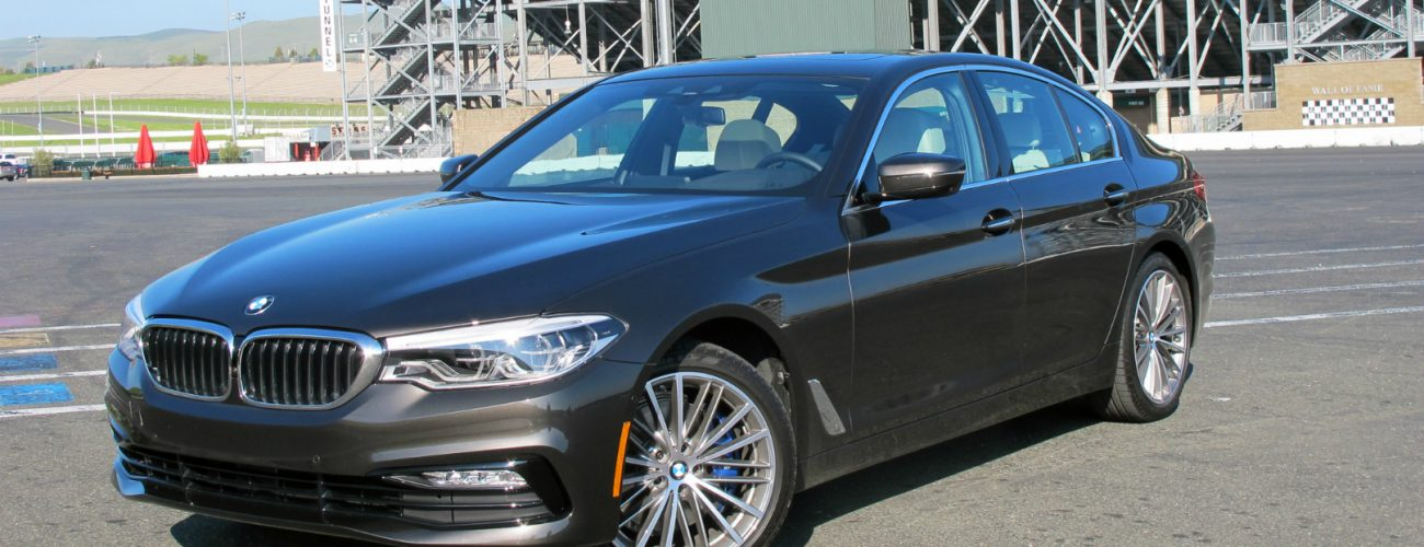 BMW 5 Series 2017 main