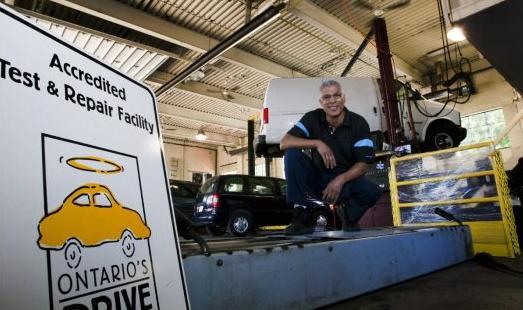 Drive Clean fee