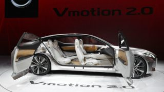 Sunday NAIAS vmotion