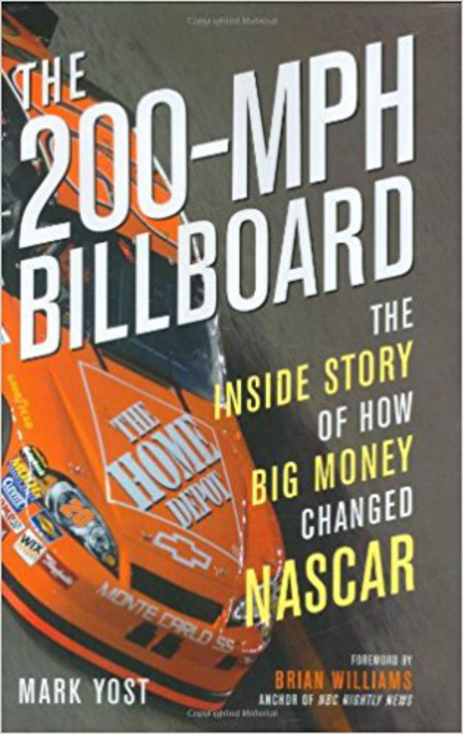 The 200-mph Billboard Tagliani