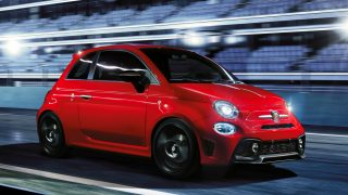 Abarth at Geneva