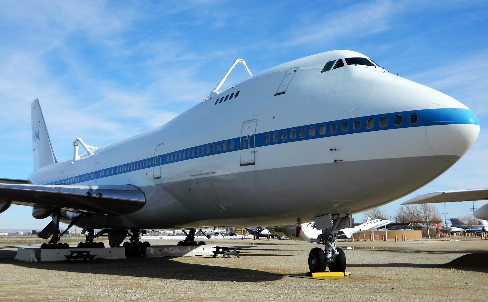 nasa 747