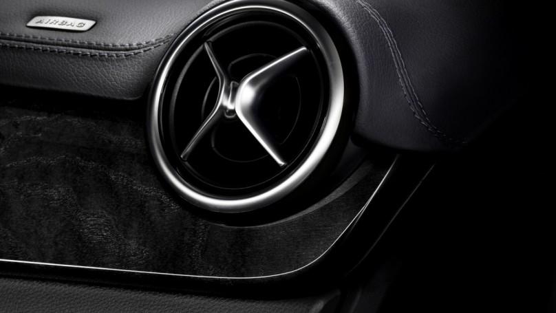 Mercedes-Benz B-Class 2012 interior