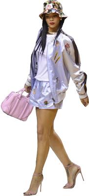 Rihanna cutout34777