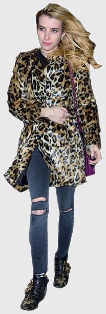 Emma roberts cutout88800