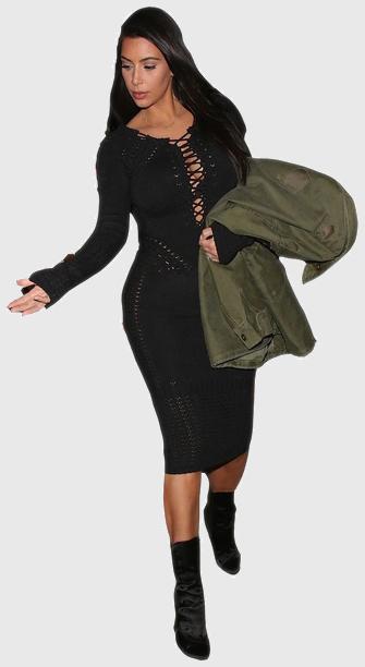 Kim kardashian cutout58556