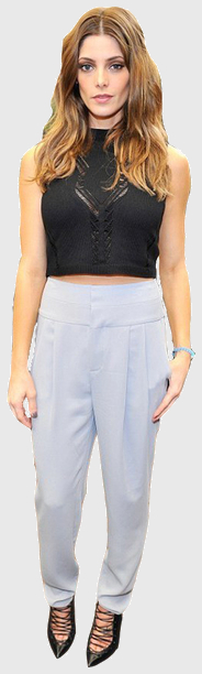 Ashley greene cutout545