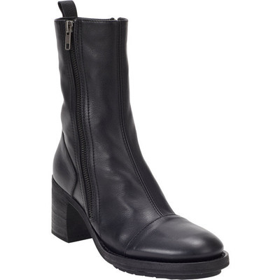 Ann demeulemeester double zip ankle boots