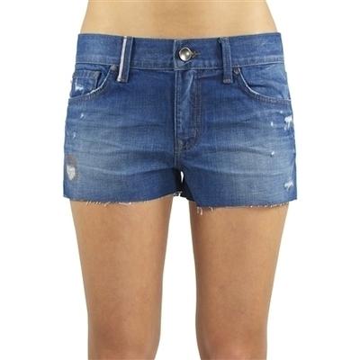 Level 99 casey tomboy shorts in douglas