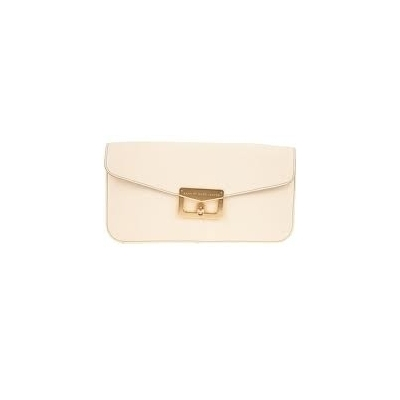 Marc by marc jacobs bianca clutch in talc