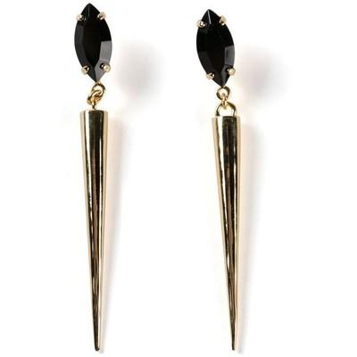 Tomtom 'divine spike' earrings
