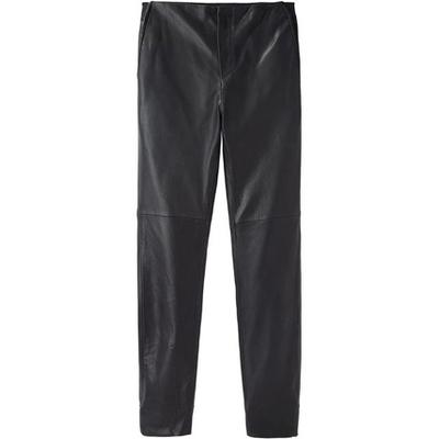 Rag   bone leather leisure pants