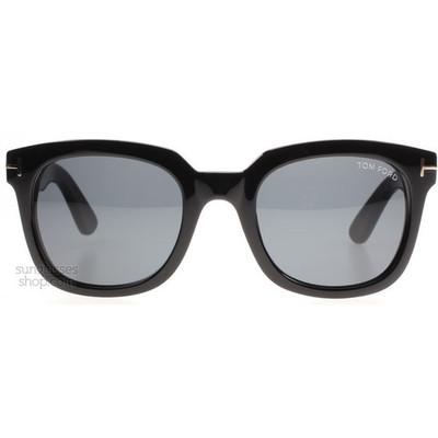 Tom ford campbell black %3e tom ford sunglasses %3e 0198 01a %3e uk