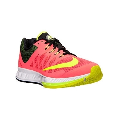 Nike air zoom elite 7 running shoes in hyper punch