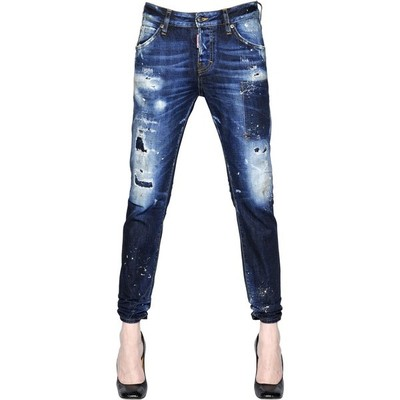 Dsquared2 cool girl cotton denim jeans