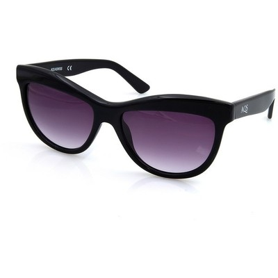 Aqs sunglasses womens black penelope sunglasses