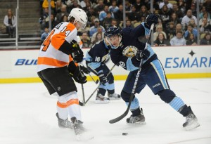 The Flyers woes continued as the team fell to the Penguins, 2-1, in Pittsburgh on March 24th.