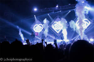 All Time Low's Future Hearts tour (Photo by: Jenny Choi)