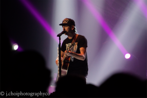 All Time Low kept the crowd going(Photo by: Jenny Choi)