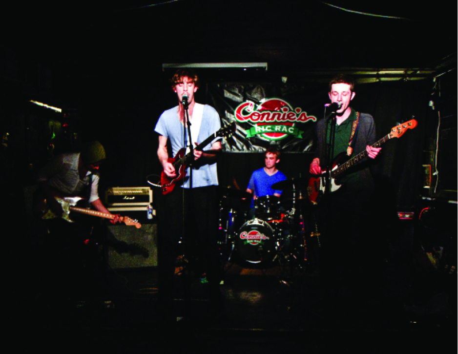 Whether you are an artist trying to breakout into the music industry or a listener who has an appreciation for good music, open mic nights may be the place for you. There are a variety of open mic nights in and around the Philadelphia area for singers and listeners alike. (Photo courtesy of Cosette Gobat)