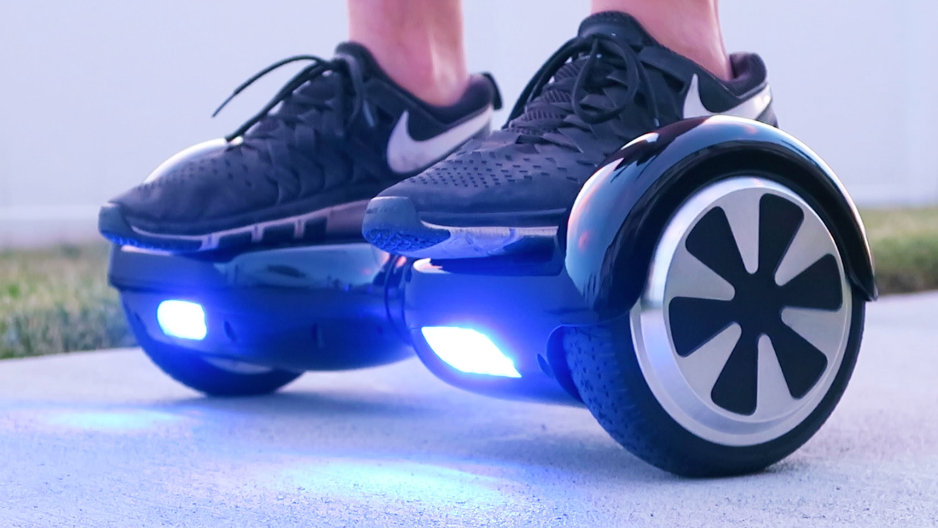 "Although they may not actually hover off of the ground, the commonly called ""hoverboards"" have been banned from Temple campuses. (Photo courtesy of YouTube)"